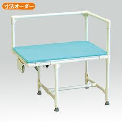 ヤザキ(個人宅配送不可) 入浴用いす/入浴台(右用) 固定金具 EF-5515タイプ アジャスター付 CAG-7