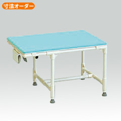ヤザキ(個人宅配送不可) 入浴用いす/入浴台 固定金具 EF-5515タイプ アジャスター付 CAG-8