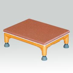 ヤザキ(個人宅配送不可) イレクター製ステップ台 上がり框用踏み台 1段 CHA-2