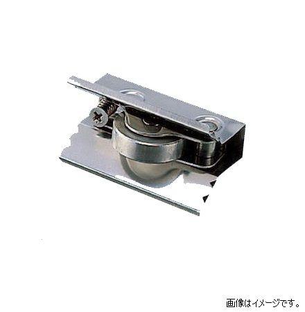 ヨコヅナ ABS-P121 サッシ取替戸車 パック入 ステンレス車 12型 丸 (10個入)
