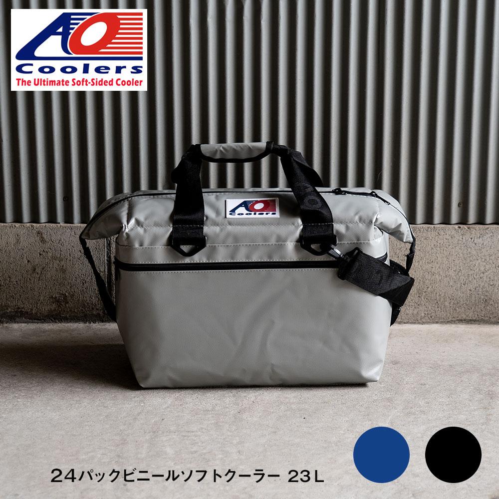 AOクーラーズ AO coolers エーオー クーラーズ 24 パック ビニールシリーズ 23L クーラーバッグ クーラーボックス デイキャンプ ピクニック キャンプ 車載