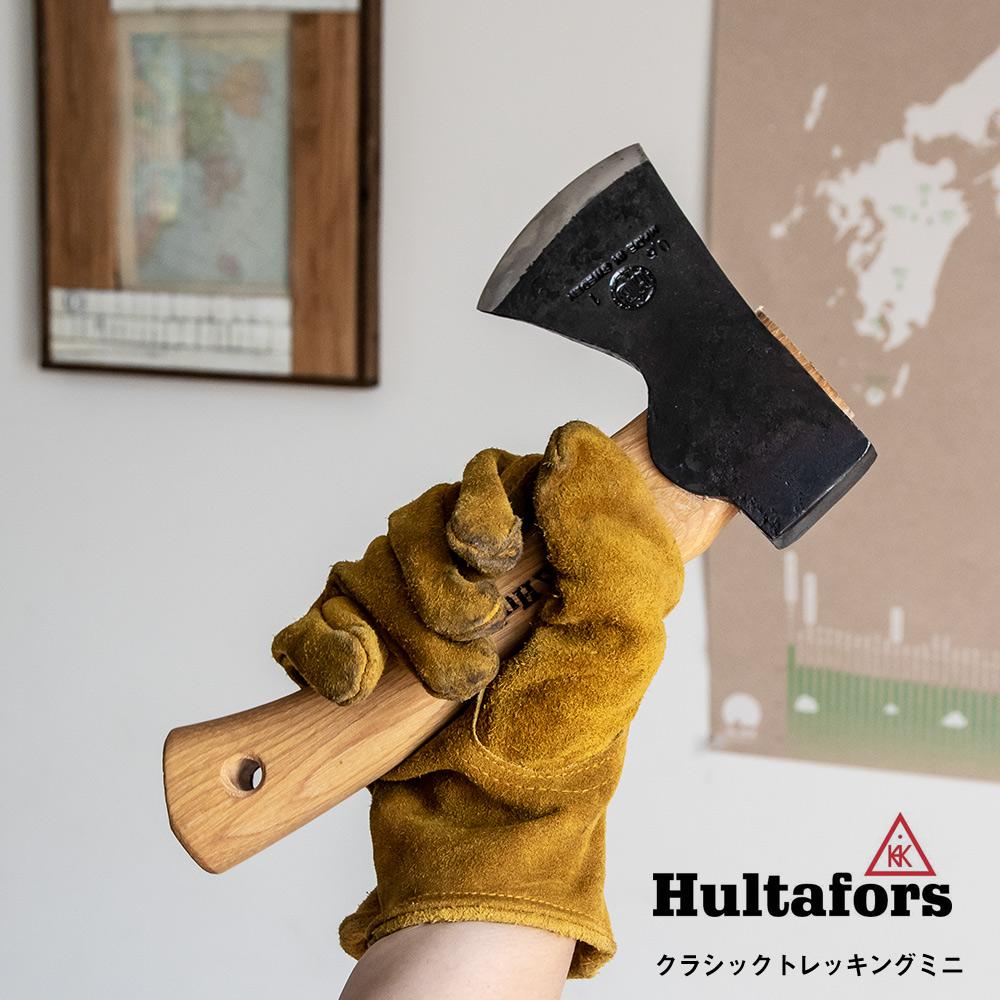 ハルタホース クラシックトレッキングミニ 斧 薪割り キャンプ アウトドア