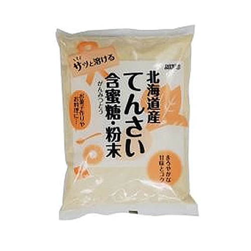 北海道産原料の粉末タイプてんさい糖 祝日 蜜分 オリゴ糖を含んだおなかに優しい砂糖です メーカー:ムソー ムソー てんさい含蜜糖 粉末 美品 s60 甜菜糖 国産 500g 国内産 てんさい糖