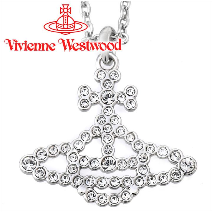 ヴィヴィアンウエストウッド ネックレス Vivienne Westwood ヴィヴィアン グリゼルダスモールバスレリーフペンダント