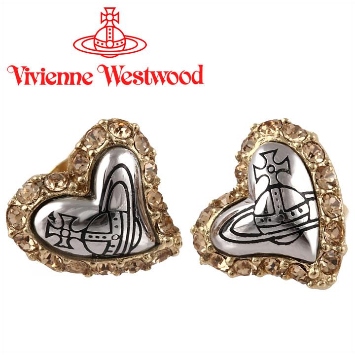 ヴィヴィアンウエストウッド ピアス Vivienne Westwood ヴィヴィアン ジータピアス シルバーオーブ 【あす楽】【送料無料】