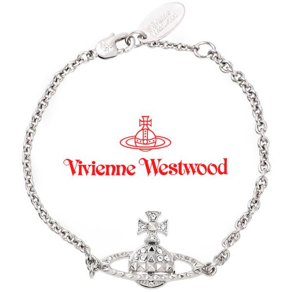 ヴィヴィアンウエストウッド ブレスレット Vivienne Westwood ヴィヴィアン メイフェアバスレリーフブレスレット シルバー MT12629/2 【あす楽】【送料無料】