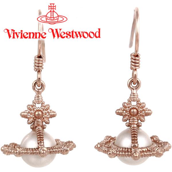 ヴィヴィアンウエストウッド ピアス Vivienne Westwood ヴィヴィアン イゾルデパールピアス 【お取り寄せ】【送料無料】