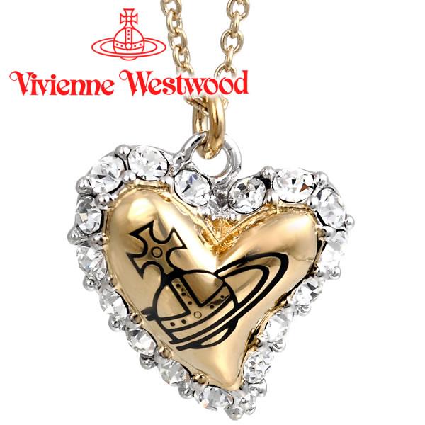 ヴィヴィアンウエストウッド ネックレス Vivienne Westwood ヴィヴィアン ジータペンダント ゴールドオーブ 【あす楽】【送料無料】
