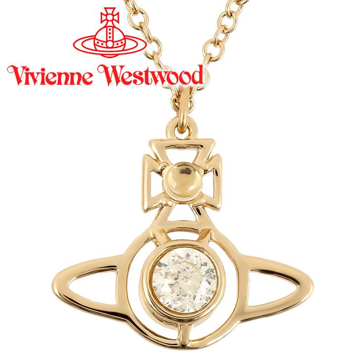 ヴィヴィアンウエストウッド ネックレス Vivienne Westwood ヴィヴィアン ノーラペンダント ゴールド 752030B/5 【お取り寄せ】【送料無料】