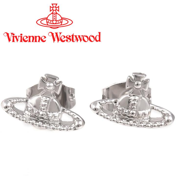 ヴィヴィアンウエストウッド ピアス Vivienne Westwood ヴィヴィアン ファラーピアス シルバー 62010015-W004 【あす楽】【送料無料】