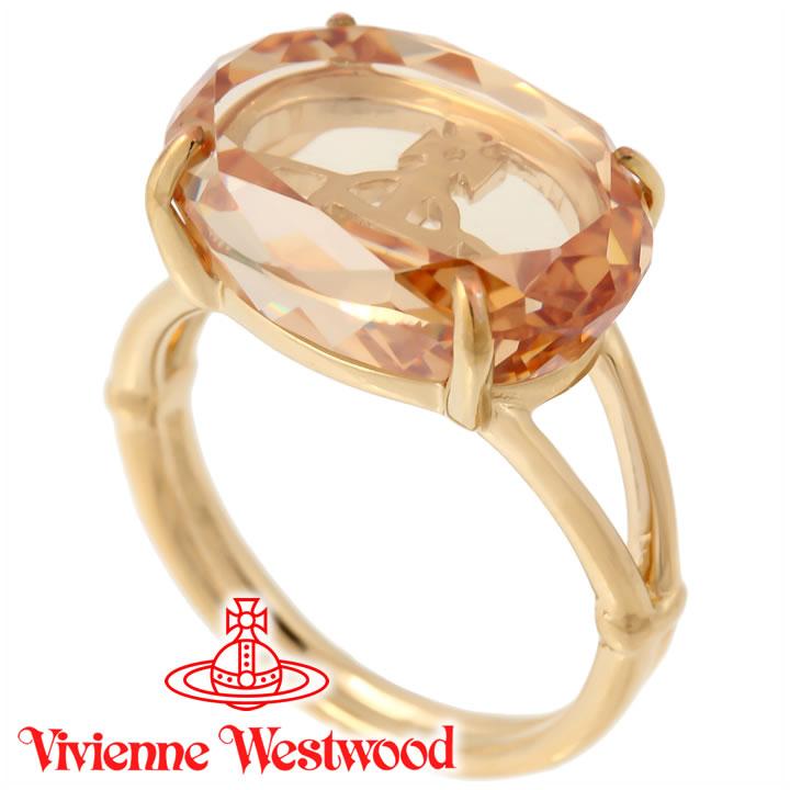 ヴィヴィアンウエストウッド リング 指輪 Vivienne Westwood ヴィヴィアン ロゼッタリング ゴールド 【あす楽】【送料無料】