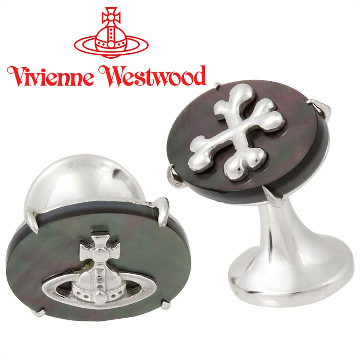 ヴィヴィアンウエストウッド カフス Vivienne Westwood ヴィヴィアン カフスボタン カエターノ カフリンクス 【送料無料】