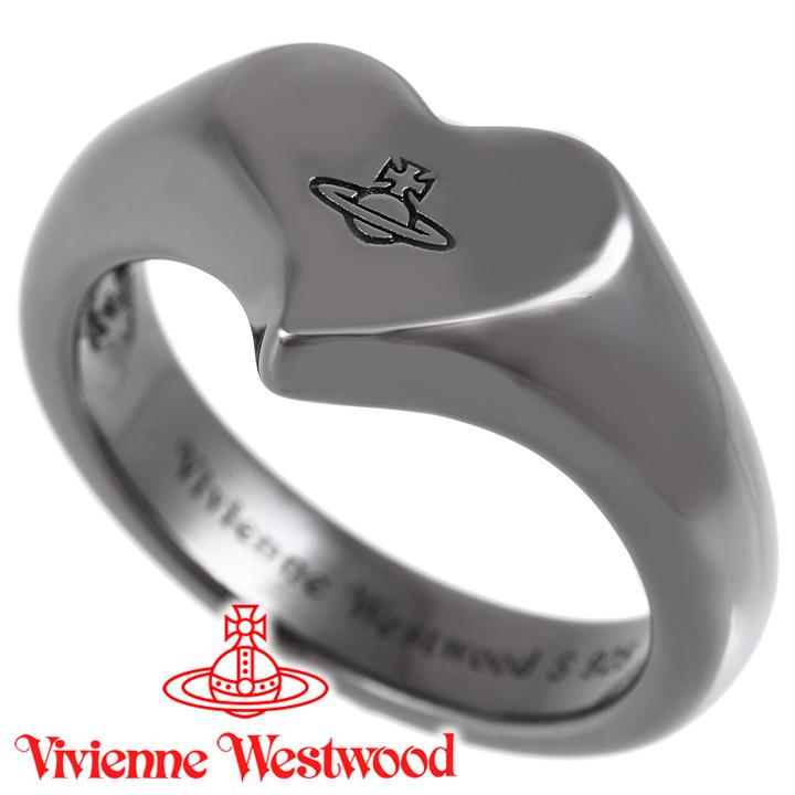 ヴィヴィアンウエストウッド リング 指輪 レディース Vivienne Westwood ヴィヴィアン メアリーベルリング ガンメタル 64040061-S001 【あす楽】【送料無料】