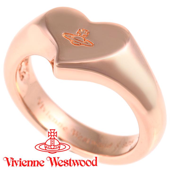 ヴィヴィアンウエストウッド リング 指輪 レディース Vivienne Westwood ヴィヴィアン メアリーベルリング ピンクゴールド 64040061-G002 【あす楽】【送料無料】