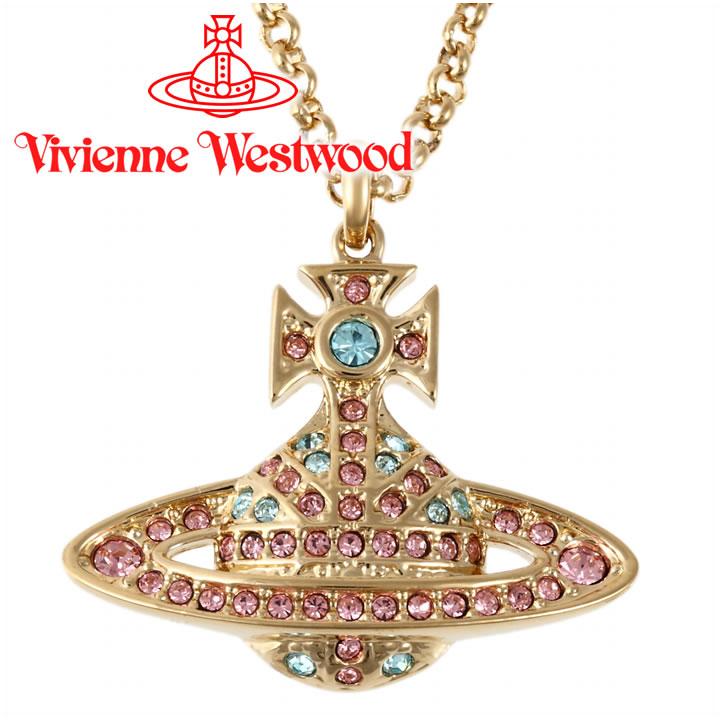 ヴィヴィアンウエストウッド ネックレス Vivienne Westwood ヴィヴィアン ジャックバスレリーフペンダント ゴールド 【あす楽】【送料無料】