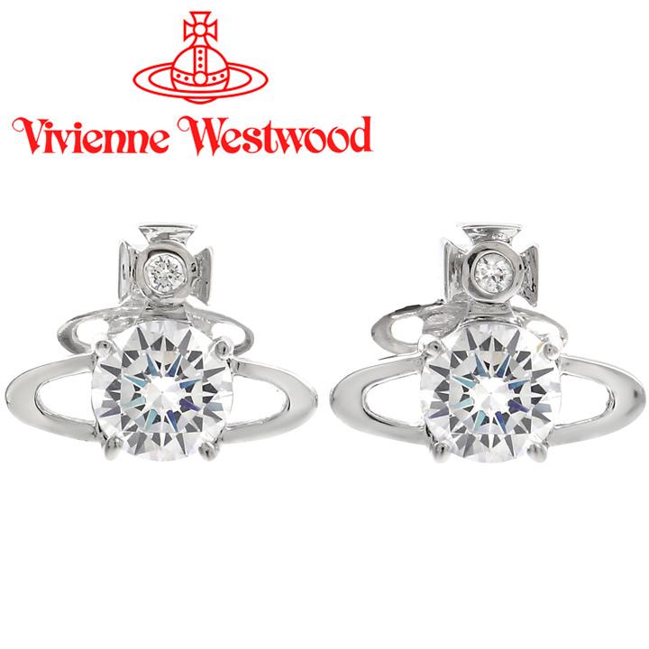 ヴィヴィアンウエストウッド ピアス レディース Vivienne Westwood ヴィヴィアン レイナピアス シルバー BE1400/1 【あす楽】【送料無料】