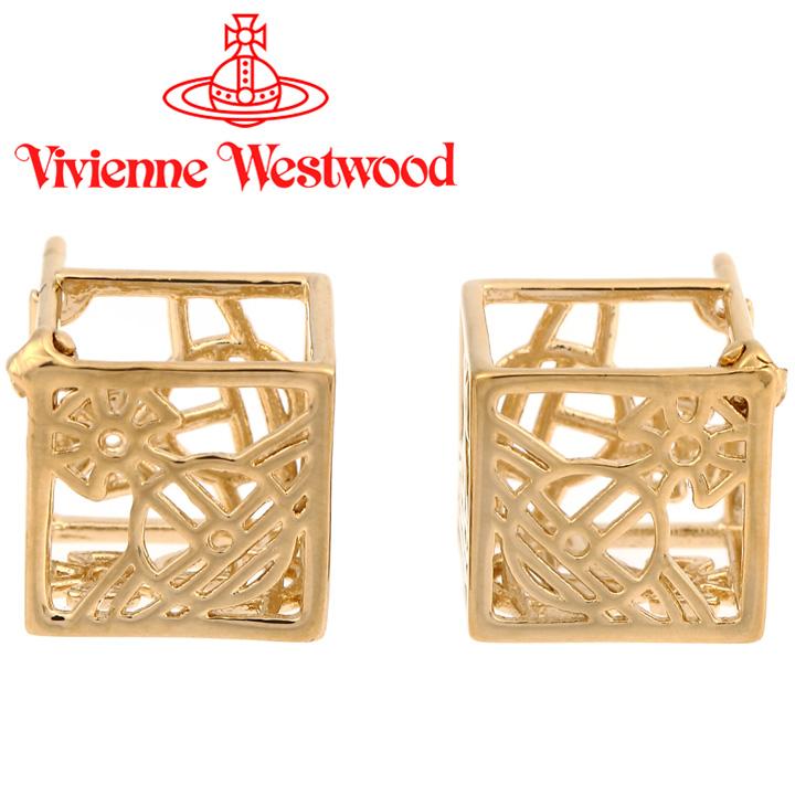 ヴィヴィアンウエストウッド ピアス レディース Vivienne Westwood ヴィヴィアン ソニアピアス ゴールド BE1613/2 【あす楽】【送料無料】