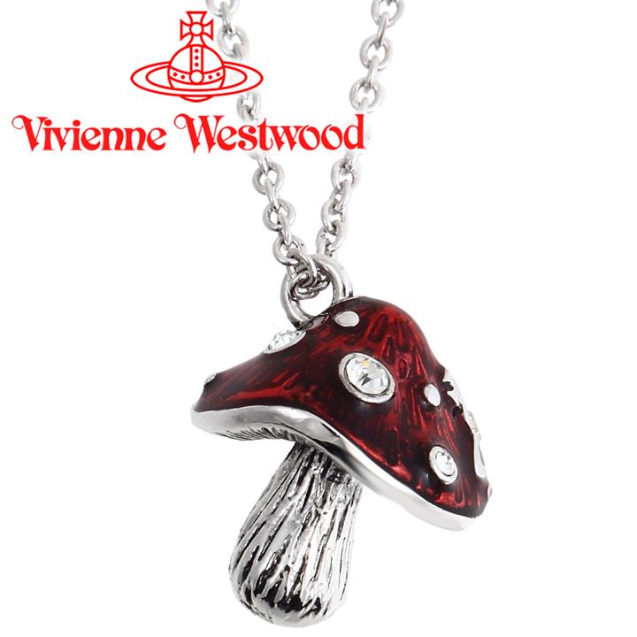 ヴィヴィアンウエストウッド ネックレス メンズ レディース Vivienne Westwood ヴィヴィアン オーラペンダント シルバー 63020159-W116 【あす楽】【送料無料】