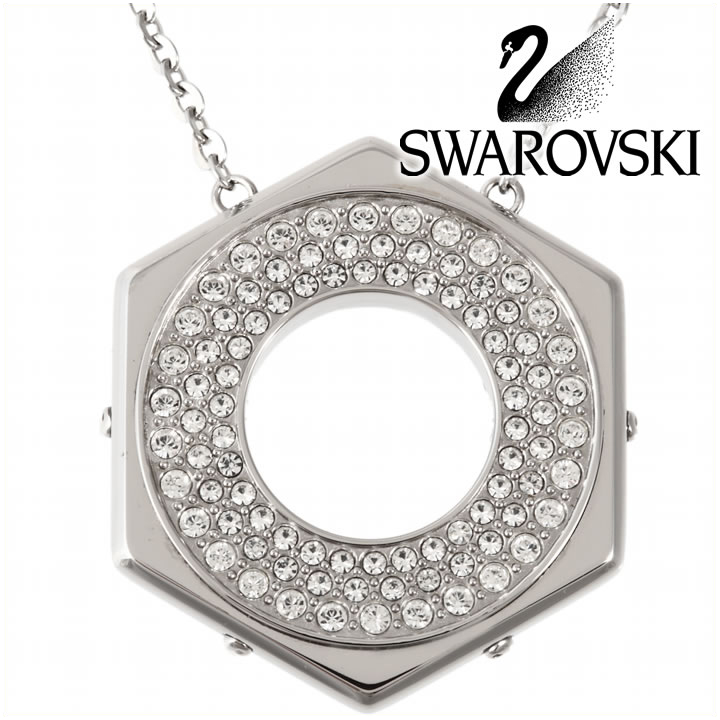 スワロフスキー ネックレス ペンダント レディース リバーシブル SWAROVSKI BOLT 5096635 【お取り寄せ】【送料無料】