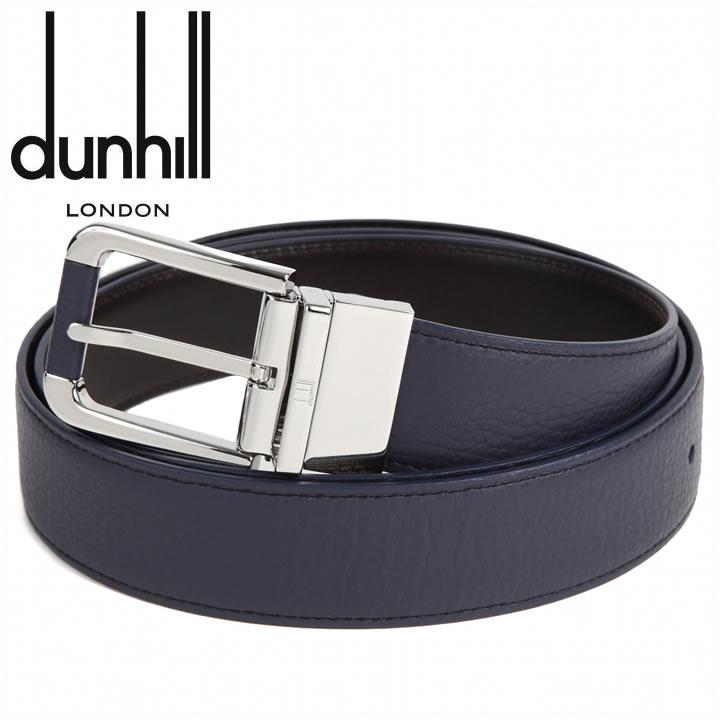 ダンヒル ベルト リバーシブル メンズベルト DUNHILL HPX800D42 【お取り寄せ】