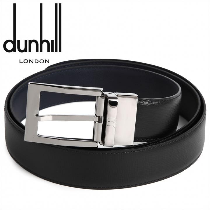 ダンヒル ベルト リバーシブル メンズベルト DUNHILL HPW120A42 【お取り寄せ】