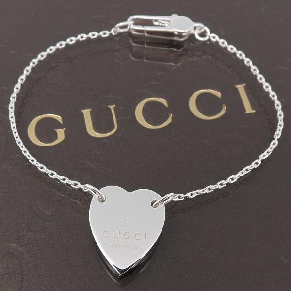 Bracelet Coeur Argent Gucci 16UKY4MKT