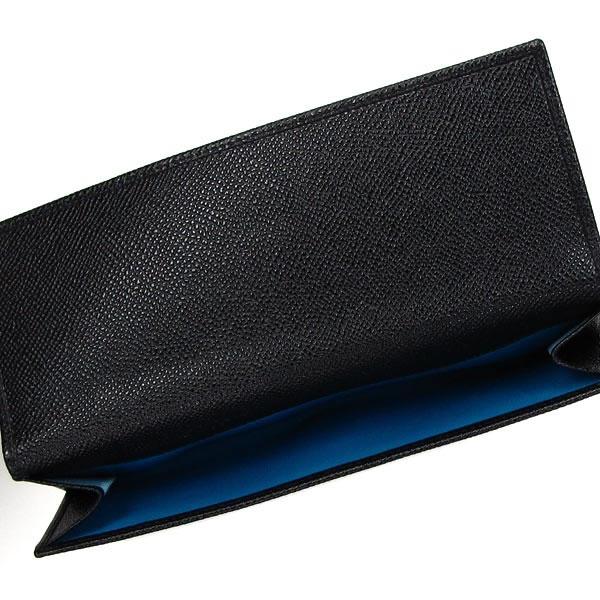 宝格丽钱包BVLGARI女士人长钱包宝格丽宝格丽黑色30416