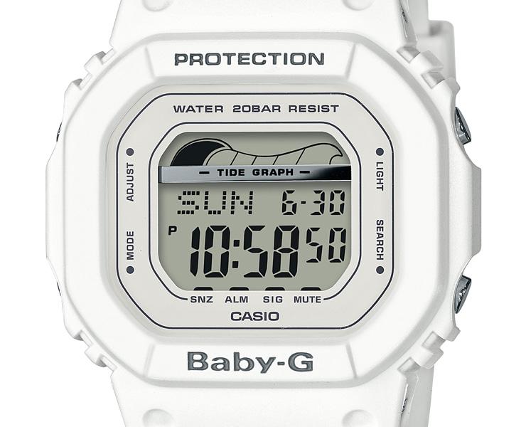 BLX-560-1JF クオーツ CASIO ベビージー 【正規品】 Gライド G-LIDE 腕時計 BABY-G レディース カシオ