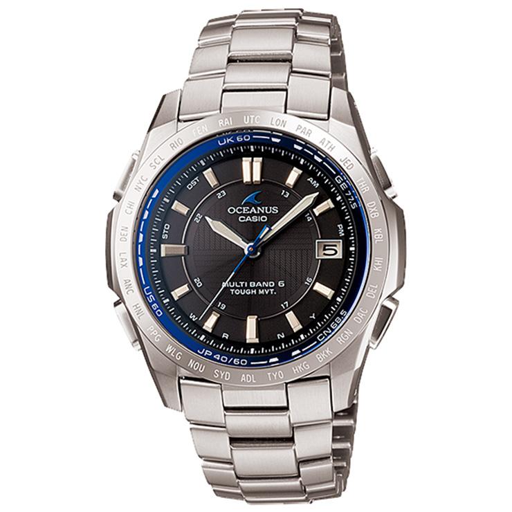 カシオ オシアナス OCW-T100TD-1AJF 【正規品】 CASIO OCEANUS ソーラー電波時計 タフムーブメント搭載マルチバンド6  腕時計 【あす楽】