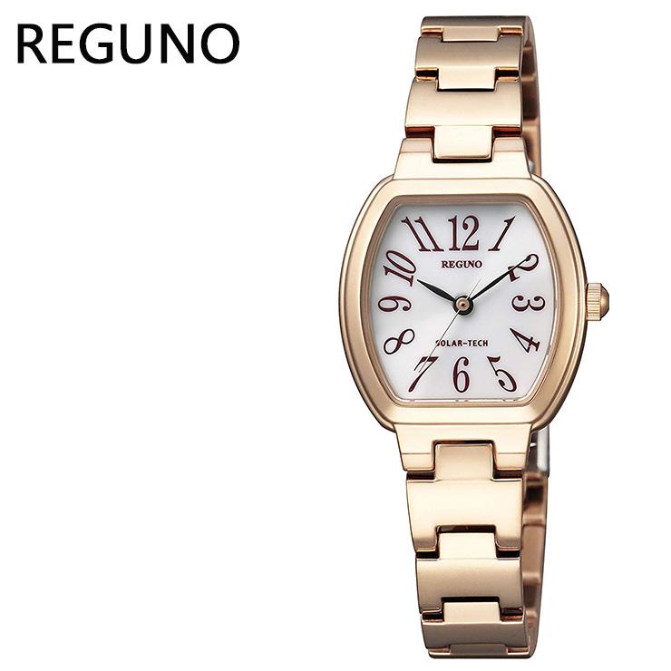 シチズン腕時計 KP1-128-91 CITIZEN REGUNO シチズン レグノ デザイン性と機能性を兼ね備えたスタンダードウオッチ 腕時計 【あす楽】【正規品】【02P03Dec16】