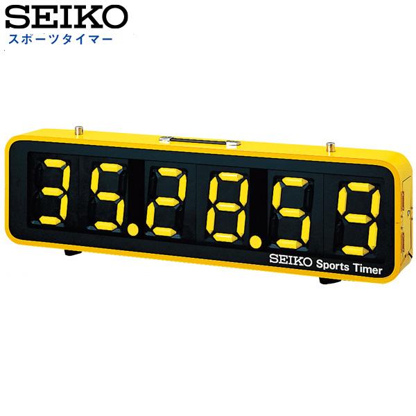 スポーツタイマー ST-306 セイコークロック SEIKO 【お取り寄せ】 デジタル 計測機能 加算タイマー 減算タイマー 【02P26Mar16】