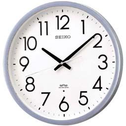 【掛け時計 電波時計 シンプル】 KS265S セイコークロック 電波クロック オフィスタイプ スイープ 掛け時計 【37%OFF】【お取り寄せ】【02P03Dec16】