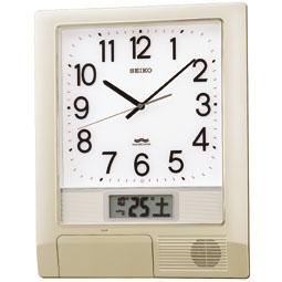 【電波時計 掛け時計 プログラムチャイム】 PT201S セイコークロック 電波クロック オフィスタイプ スイープ プログラムクロック 掛け時計 【30%OFF】【お取り寄せ】【02P03Dec16】
