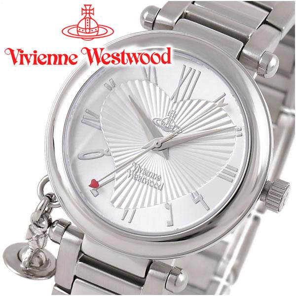 ヴィヴィアンウエストウッド 時計 Vivienne Westwood ヴィヴィアン ウエストウッド レディース腕時計 VV006SL