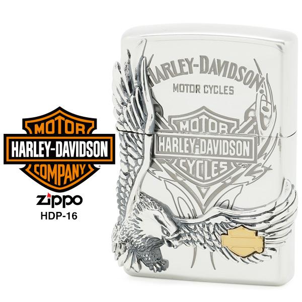 【Harley Davidson ハーレー ダビッドソン】 Zippo ハーレー HDP-16 ダビッドソン ジッポー ハーレー Davidson ZIPPO Harley-Davidson HDP-16 シルバー ライター【お取り寄せ】, ユニクラス:fef2e94b --- officewill.xsrv.jp