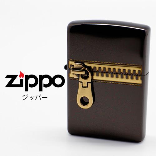 Zippo ジッパー ジッポー ZIPPO イオンブラック メタル貼り エッチング ライター 【在庫あり】【あす楽】