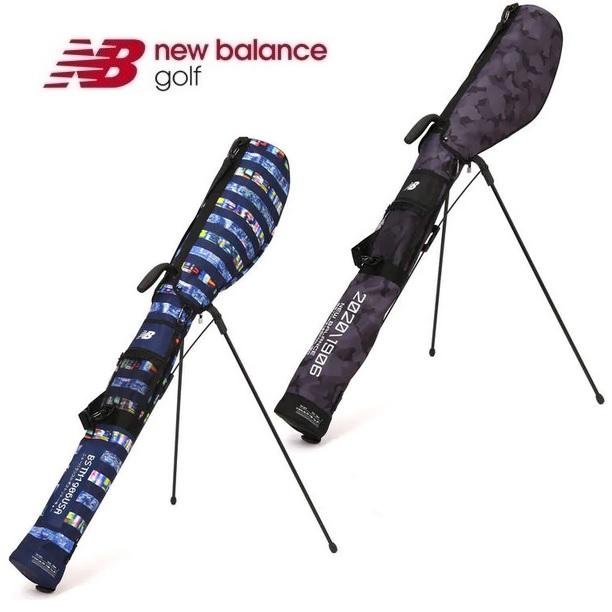 ニューバランス ゴルフ newbalance golf SPORT METRO セルフスタンド クラブケース 012-0184009 2020年モデル
