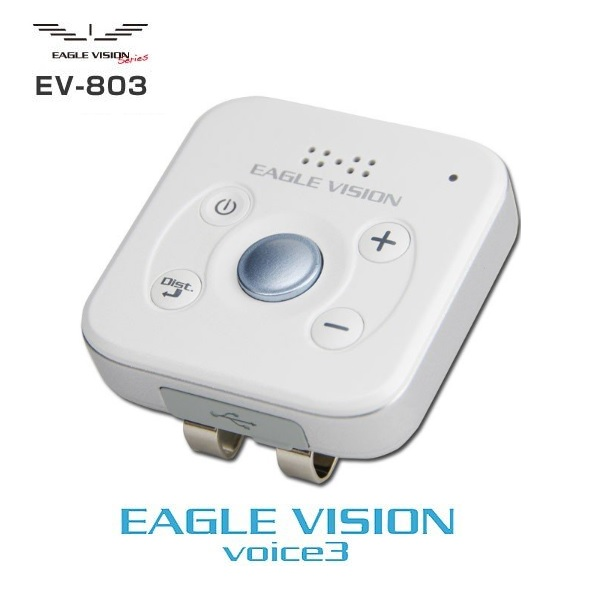 【今日の超目玉】 朝日ゴルフ 朝日ゴルフ ボイス3 イーグルビジョン ボイス3 EAGLE VISION EV-803 voice3 EV-803 GPS 小型距離計測器, 庄和町:5fee896b --- jf-belver.pt