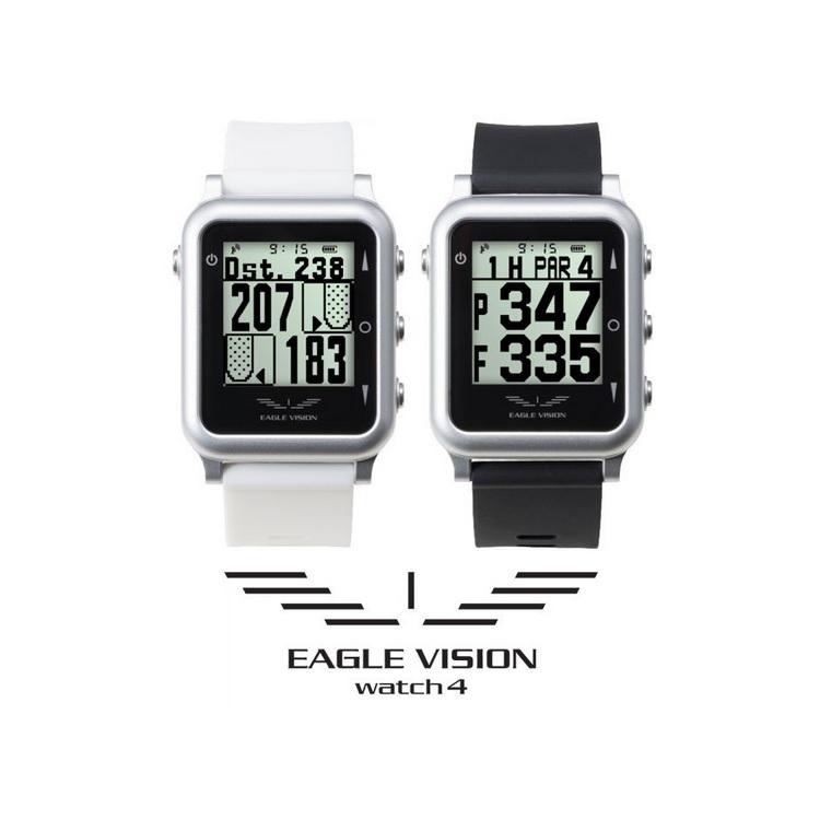 朝日ゴルフ イーグルビジョン EAGLE VISION watch4 EV-717 GPSゴルフナビ