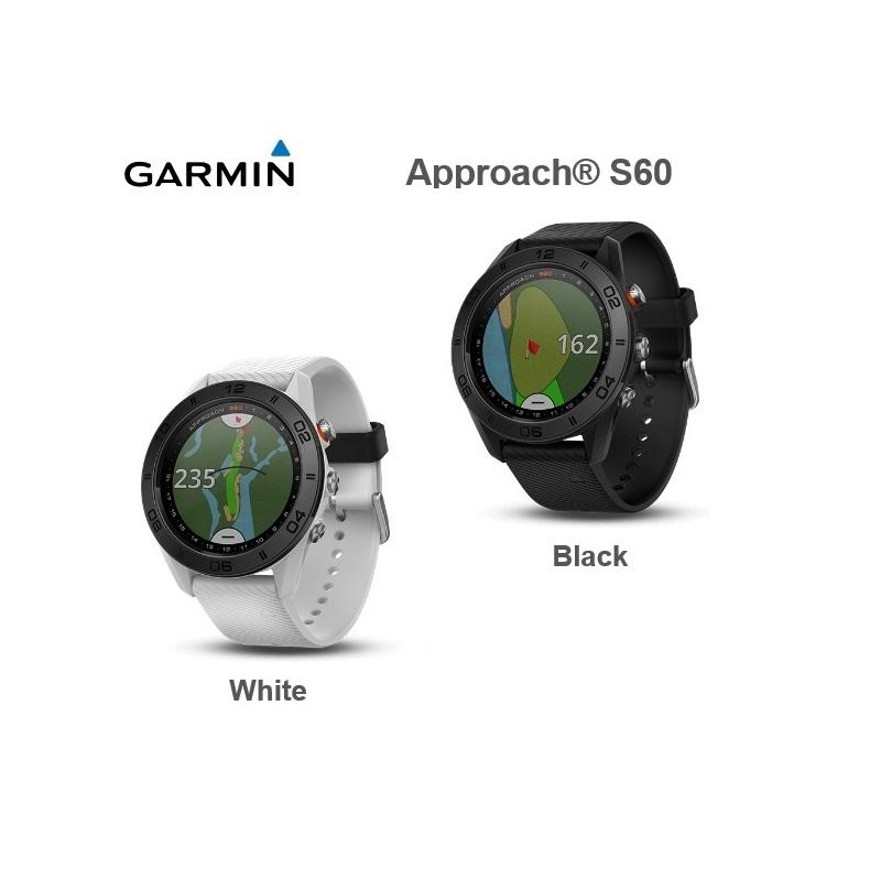 ガーミン ゴルフナビ アプローチS60 スタンダードモデル GPSゴルフナビ 腕時計型 GARMIN Approach S60
