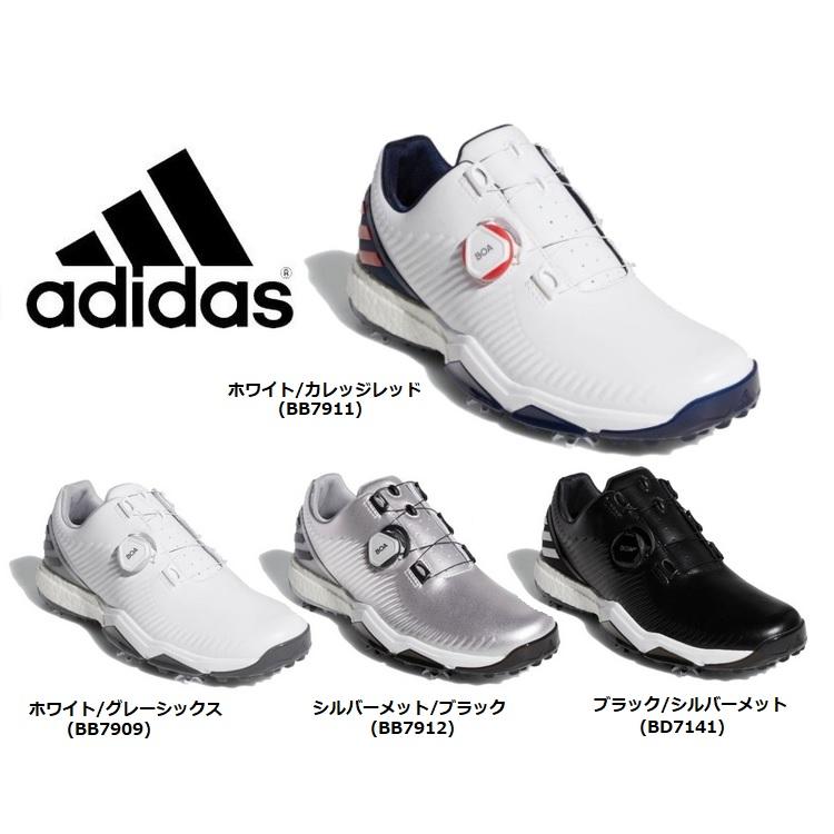 adidas Golf アディダス ゴルフシューズ アディパワーフォージドボア ソフトスパイク ゴルフシューズ ADIPOWER 4ORGED BOA 2019 日本正規品