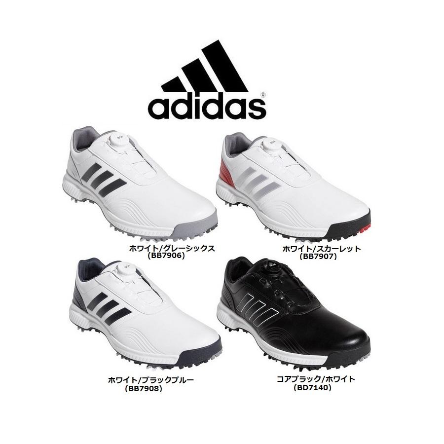 adidas Golf アディダス ゴルフシューズ CP トラクション ボア ソフトスパイク CP TRAXION BOA 2019 日本正規品