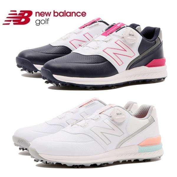 ニューバランス ゴルフシューズ ソフトスパイク 女性用 2020秋冬新作 レディース WGB996 Golf 2020年モデル Balance New 日本正規品 訳あり
