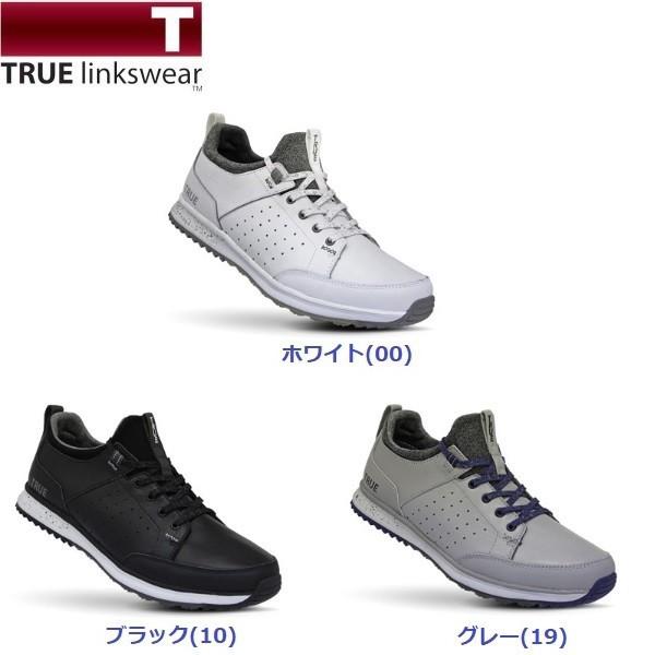 トゥルー リンクスウエア トゥルーアウトサイド ゴルフシューズ メンズ TRUE linkswear OUTSIDER 2018年モデル 日本正規品