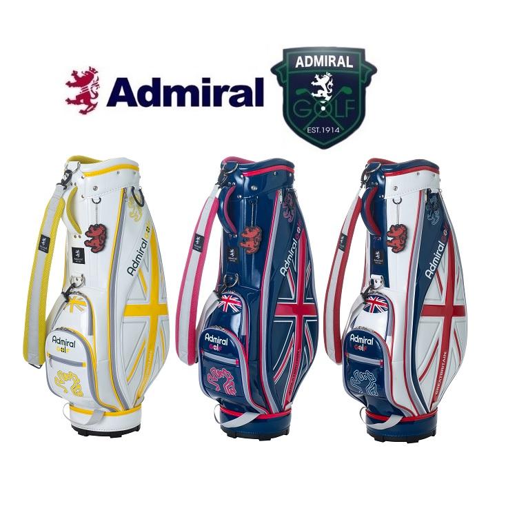 アドミラル ゴルフ キャディバッグ 2019  アドミラル ゴルフ Admiral Golf ライトウェイト スポーツ UNI キャディバッグ 2019 ADMG9SC3