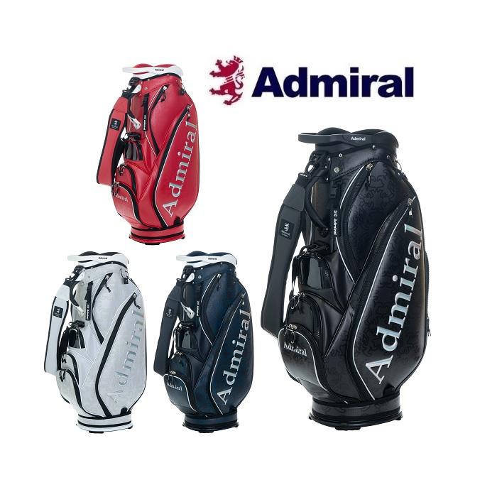 アドミラル ゴルフ Admiral Golf ダズルスタイル キャディバッグ 2019年限定モデル ADMG9SC5
