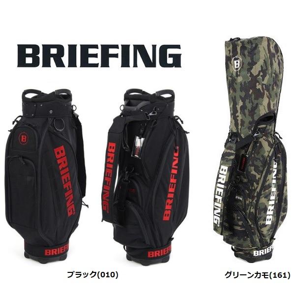 BRIEFING ブリーフィング ゴルフ キャディバッグ CR-5 BRG191D03 2019年モデル
