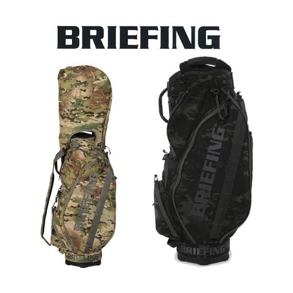 BRIEFING ブリーフィング ゴルフ キャディバッグ CR-5 BRG191D04 2019年モデル
