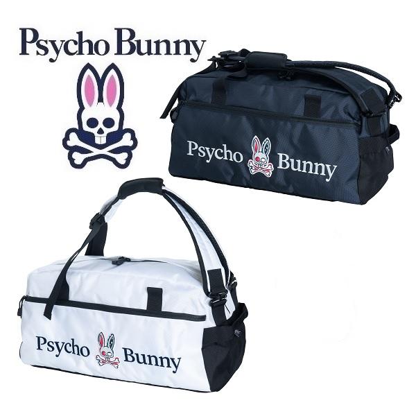 サイコバニー Psycho Bunny WIT S/B 2WAY ボストンバッグ PBMG9FB4