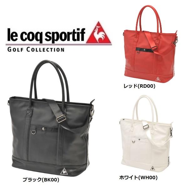 ルコック スポルティフ ゴルフ トートバッグ QQBNJA04 2019SS le coq sportif GOLF